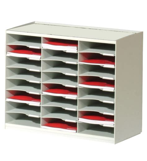 24 Section File Organizer in File Organizers
