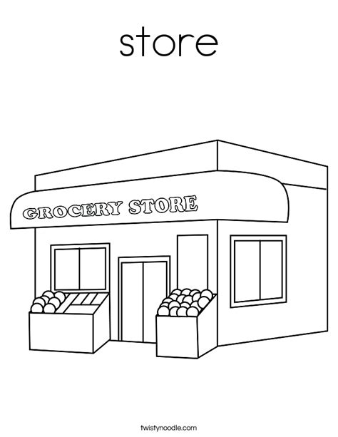coloring book storage store coloring page twisty noodle
