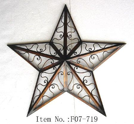 decorative stars for homes joyful metal star wall decor 285527 home design ideas