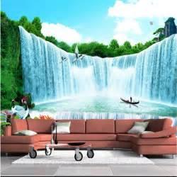 wallpaper for walls company custom photo wallpaper living tv company office landscape