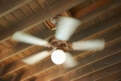 Tighten Ceiling Fan by How To Tighten A Ceiling Fan Home Guides Sf Gate