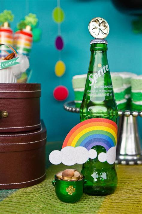 irish themed events rainbow st patrick s day party