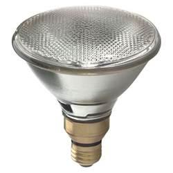 feit electric lightbulbs 100w equivalent yellow par38 cfl