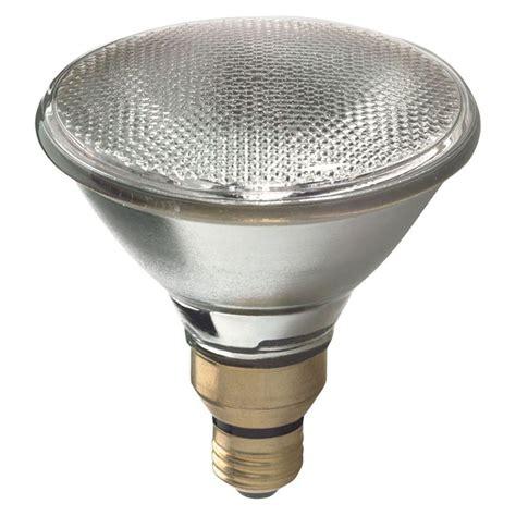 Feit Electric Lightbulbs 100w Equivalent Yellow Par38 Cfl Cfl Outdoor Flood Light Bulbs