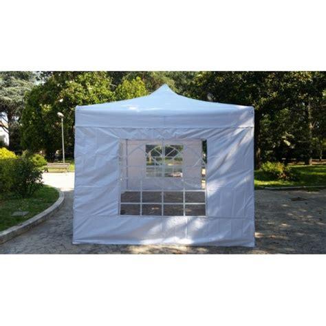 gazebo 6x3 gazebo tenda pieghevole 6x3 bianco pvc optional