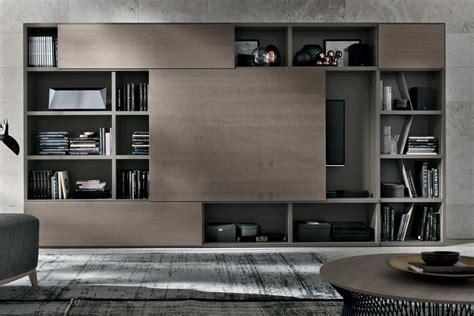 libreria salerno librerie componibili a spalla mobili per il soggiorno