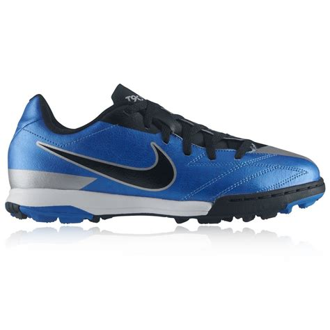 nike t90 football shoes nike junior t90 shoot iv astro turf football boots 52
