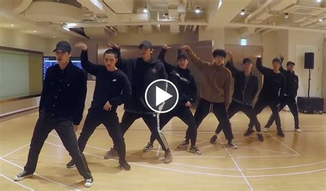 exo electric kiss dance practice video exo electric kiss dance practice kpopmap