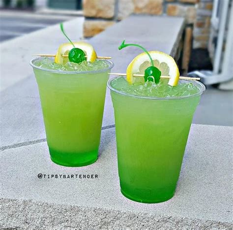 green goblin cocktail recipe drinks alcoholic