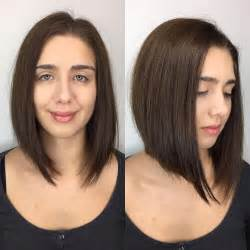 how to cut a medium bob haircut 23 sexiest long bob hairstyles haircuts for 2017