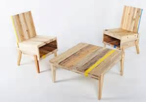 diy wood furniture at the galleria