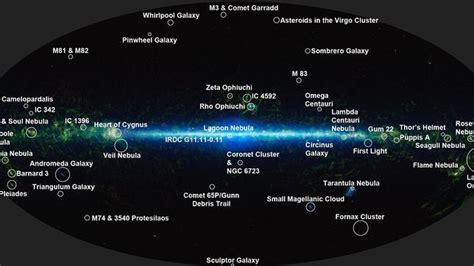 imagenes del universo completo la nasa publica el atlas m 225 s completo del universo abc es