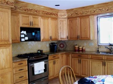kitchen soffit makeover five interesting kitchen soffit makeovers lacy cutter s