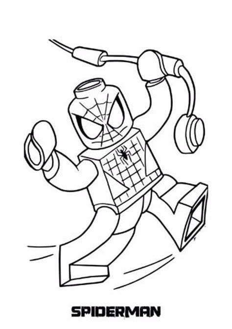 imagenes para colorear niños heroes dibujos para colorear del hombre ara 241 a para ni 241 os super