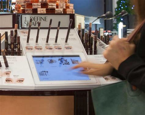 home trends and design retailers charlotte tilbury retail design insider trends