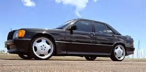 Mercedes W201 Mercedes W201 190e 3 4l Renntech Benztuning
