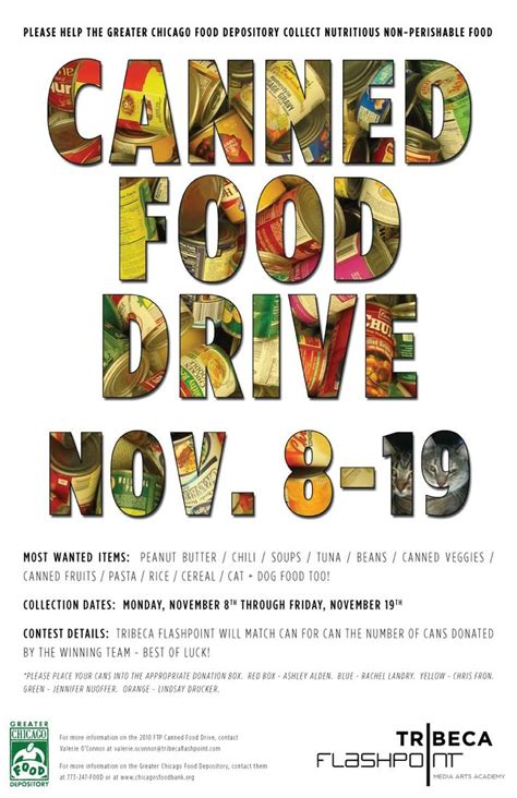8 Best Food Drive Images On Pinterest Food Drive Flyer Flyer Template And Cub Scouts Free Can Food Drive Flyer Template
