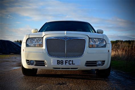 bentley limo black stretched white baby bentley chrysler limo hire in