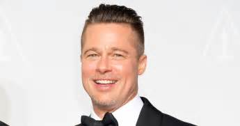 Brad pitt throws party brings balloons home to his kids us weekly