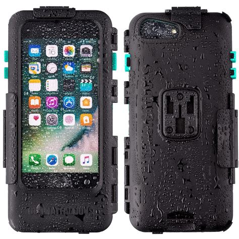 iphone  waterproof motorcycle case  ultimateaddons ultimate motorcycle