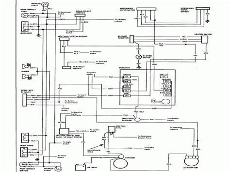 1980 corvette alternator wiring diagram wiring forums