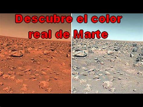 imagenes reales de marte el color real de marte descubre la verdad 191 fotos
