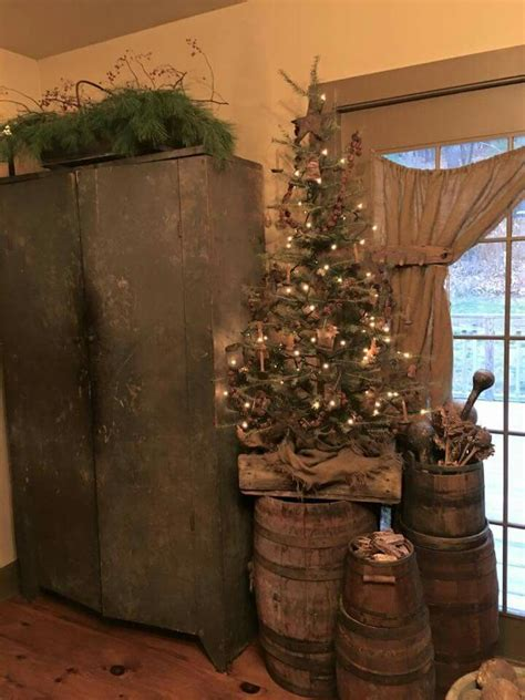 primitive country christmas decorations www pixshark com