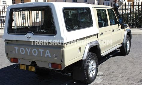 land cruiser pickup v8 land cruiser 79 pick up brand new for sale 1382