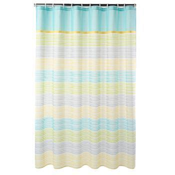 kids shower curtains kohls shower curtains striped fabrics and fabric shower