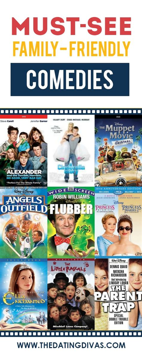Family Movies | 101 family friendly movies from the dating divas
