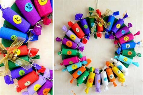 Calendari Dell Avvento Calendario Dell Avvento Per Bambini 10 Idee Facili Da