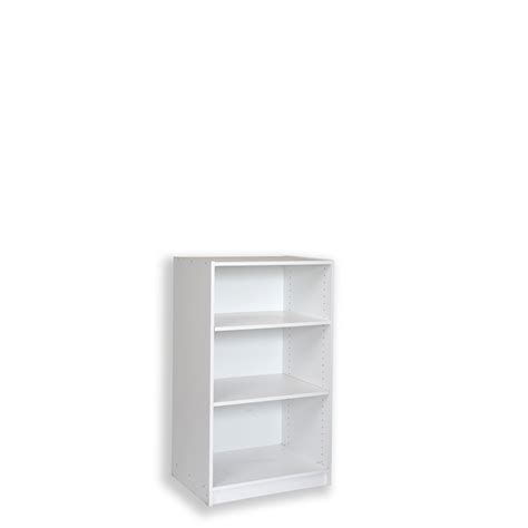 Wardrobe Inserts by Multi Store 1035 X 608 X 450mm 2 Shelf Wardrobe Insert