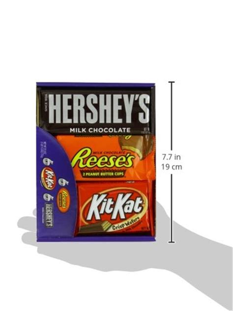 Hershey Pantry Hours by Hershey S Chocolate Variety Pack 18 Count Box Total Net