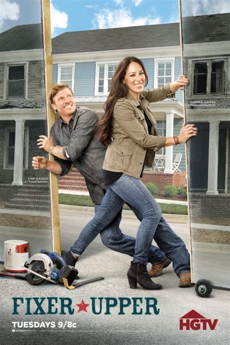 fixer upper what time is it on tv episode 11 series 3 fixer upper tv poster imp awards