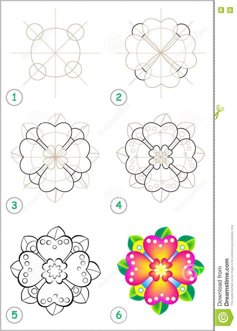 Flower Vase Drawing Step By Step by How To Draw Flowers Step By Step For Beginners How To Draw