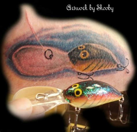 fishing lure tattoo designs 1000 images about tattoos on fishing tattoos