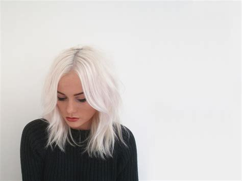 images of hair bleached white help i kind of want to dye bleach my hair white hair