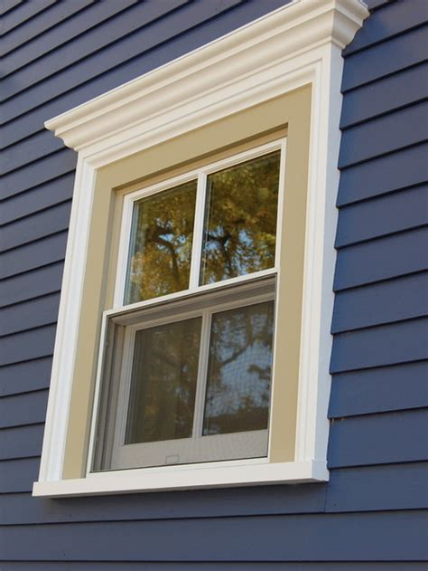 Exterior window trim home design ideas pictures remodel and decor