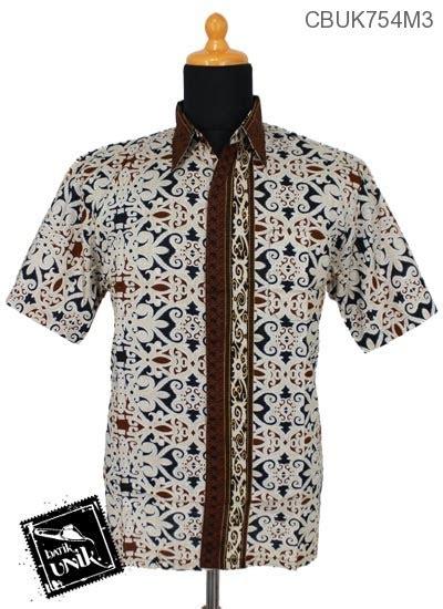 Kemeja Asmad By Anataputri Batik kemeja batik motif asmad jengking kemeja lengan pendek