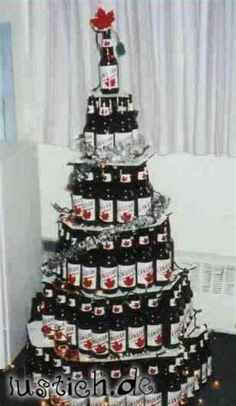 bier weihnachtsbaum bild lustich de