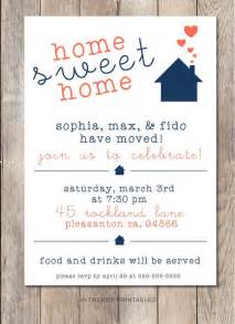 Printable Open House Invitations » Home Design