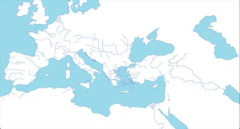 The Byzantine Empire Russia And Eastern Europe Outline Map by Estudiemos Nuestra Historia Y Geograf 237 A Tarea Para El Lunes13 De Feb