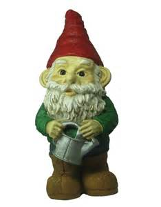 lawn gnome watering garden gnome 10 traditional gnome