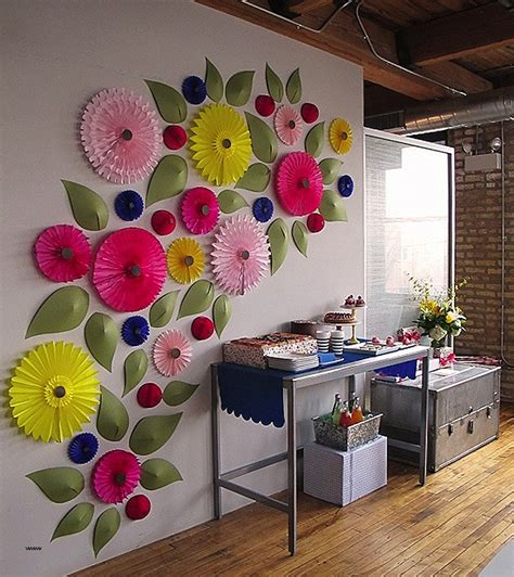 Paper Craft For Decoration - wall decor best of paper craft for wall decoration high