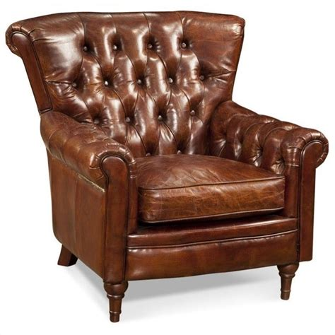 leather accent club chairs moe s new castle tufted leather club arm chair chairs