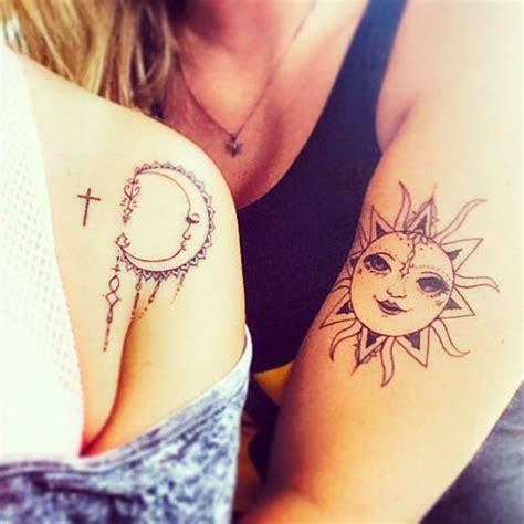 best friend henna tattoos best friend tattoos sun and moon henna style ink me
