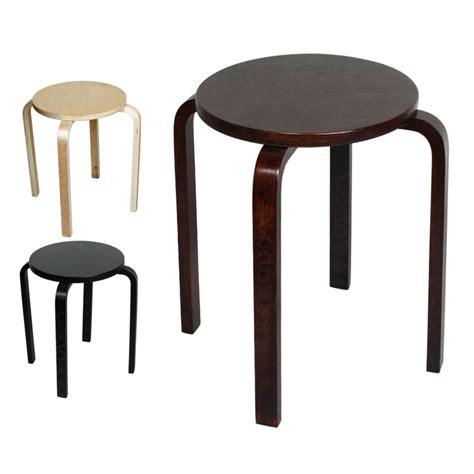 stool stool wooden stool dining stool black wood
