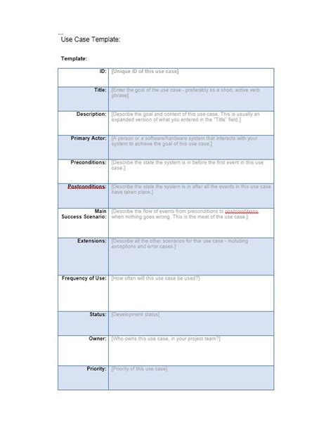 use narrative template doc 40 use templates exles word pdf template lab