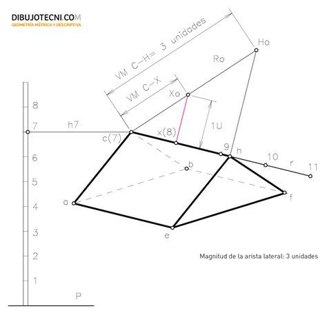 figuras geometricas una por una proyecci 243 n de s 243 lidos elementales en el sistema acotado