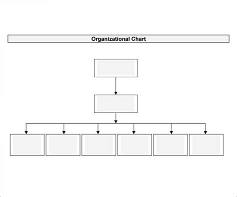 10 Organizational Chart Template Download Free Documents In Pdf Word Excel Business Structure Template Free
